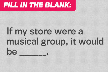 Fill in the Blank: Musically Minded