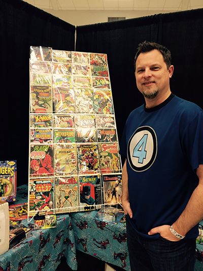 Five Things I Learned Selling Comic Books