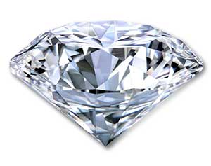 Diamond is April's birthstone
