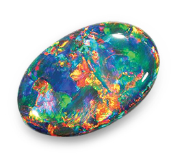 Opal is the birthstone for October