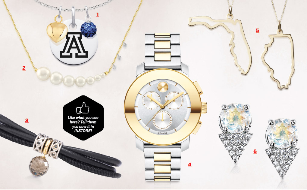 Graduation jewelry gifts for 2016