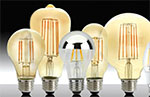 Retro Look Lightbulbs and More Stuff for Your Store for March