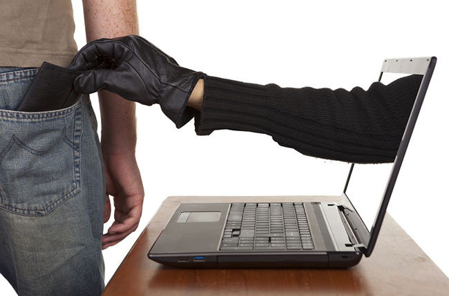 Beware of online fraud