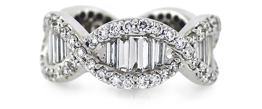 12 Engagement and Wedding Rings For the Biggest Day of Your Customers' Lives
