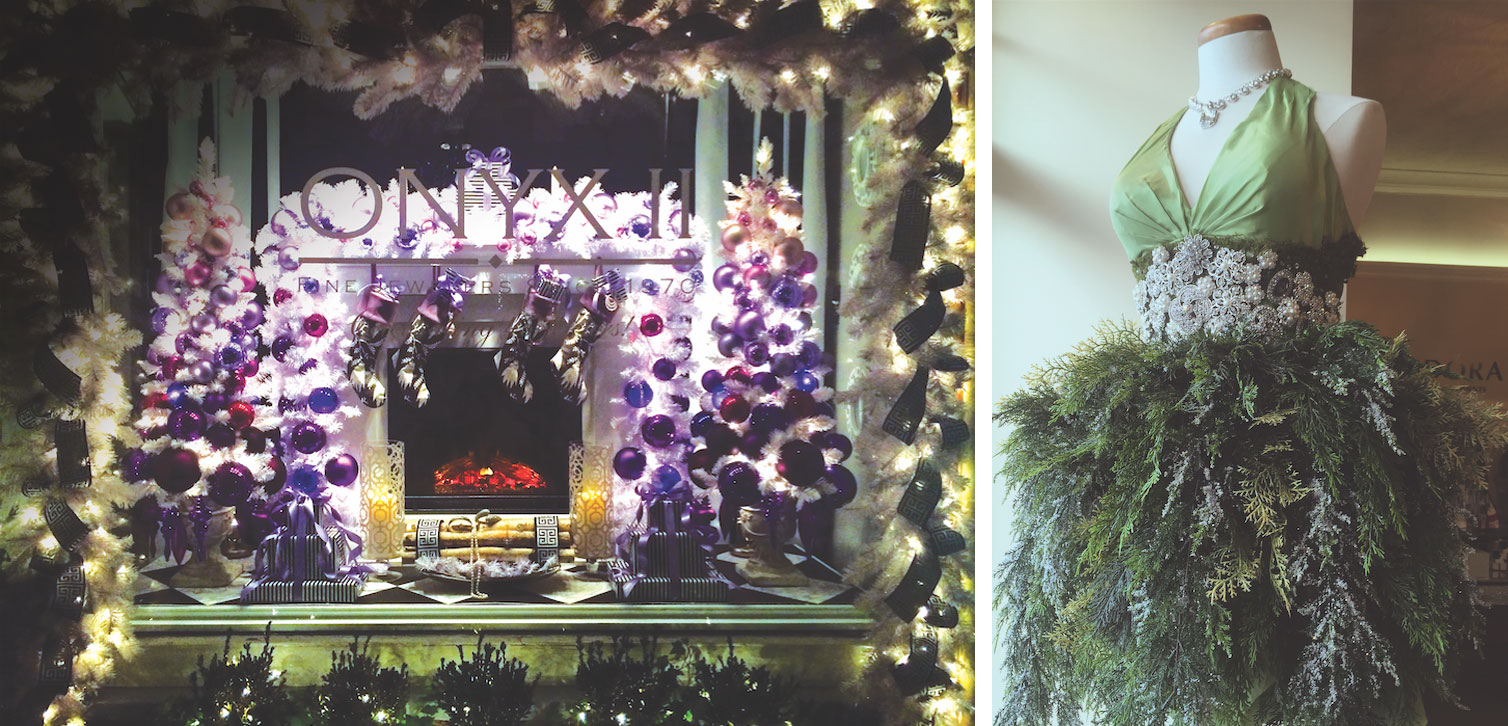 Holiday Ideas: Here's the Secret to Compelling Window Displays for the Holidays