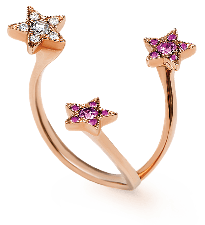 Gorgeous Rocks, Simple Elegance or Pure Fun? The Ring Choice is Yours
