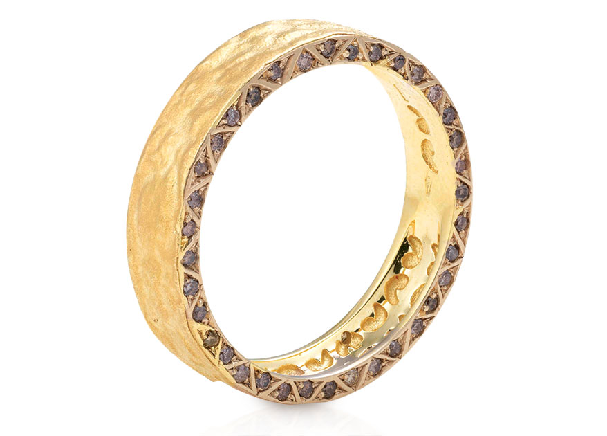 Manawa ring from Marco Ta Moko