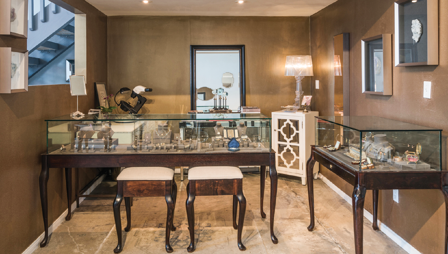 See How 8 Top Jewelers Set Up Their Bridal S Areas