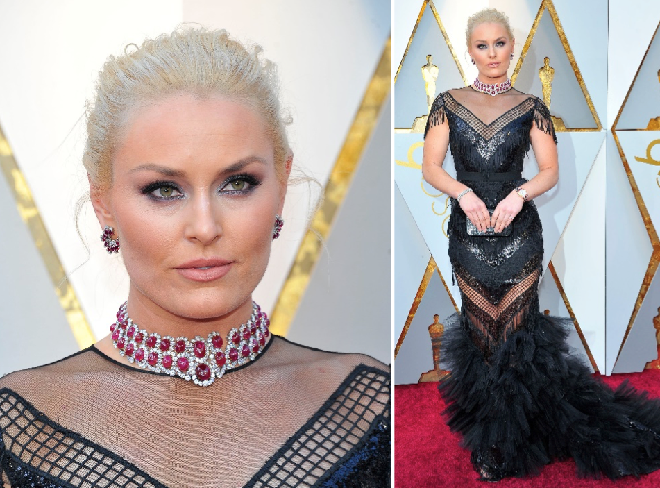 Strong Women, Strong Jewels: Fierce and Formal at the 2018 Oscars