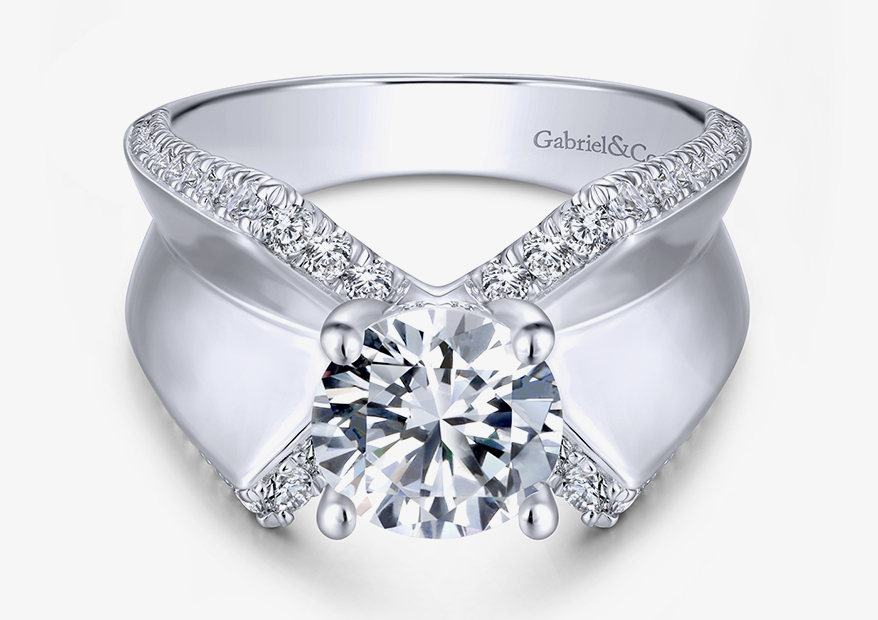 Check Out 27 of The Latest Engagement and Wedding Rings Here