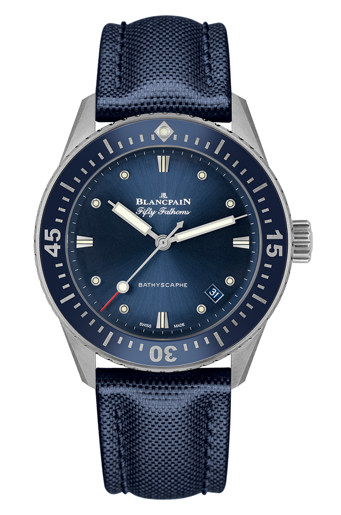 Blancpain Fifty Fathoms 2017 Basel