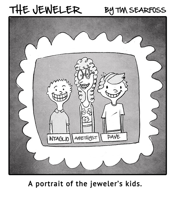 The Jeweler: What the Most Obsessed Jewelers Name Their Kids