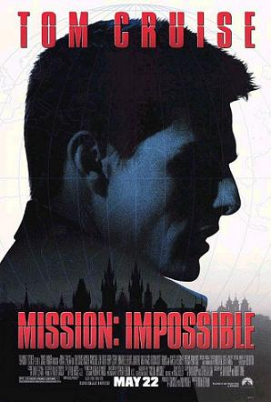 INSTORE MissionImpossiblePoster