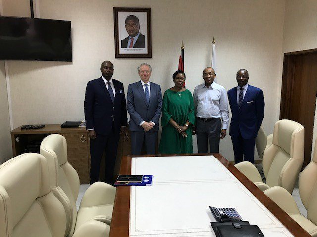 WDC Completes First Mission to Angola Outside of Formal Kimberley Process Meetings