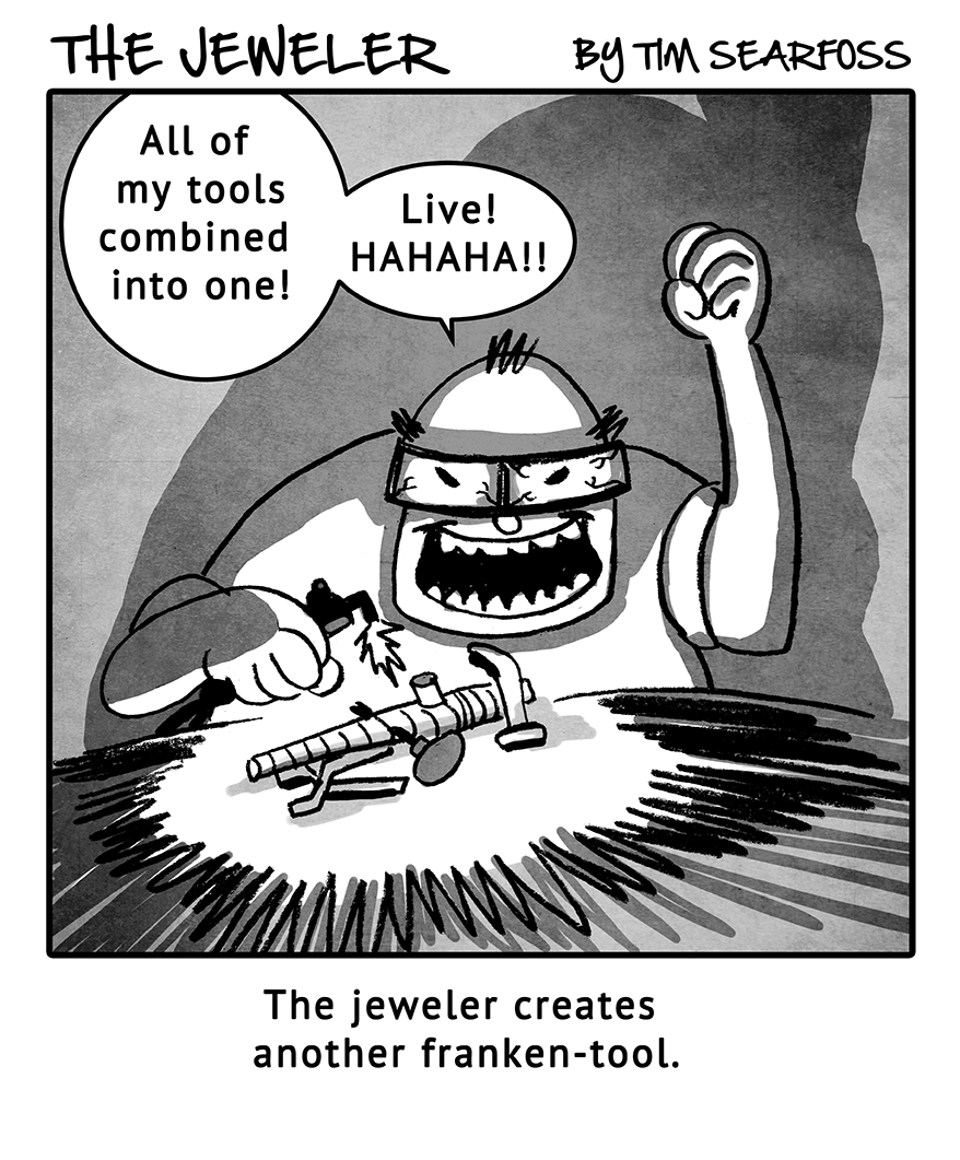 TheJeweler March8