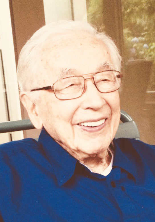 Co-Founder of Belair Time Dies at 104