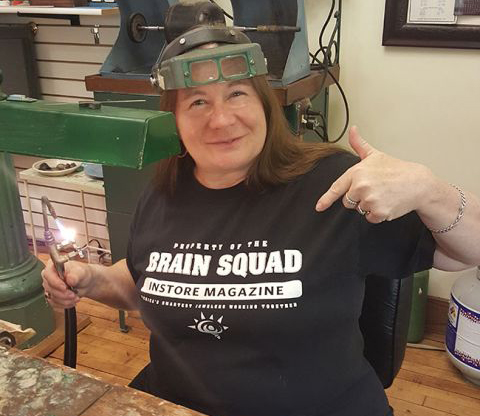 Sign Up For INSTORE'S Brain Squad