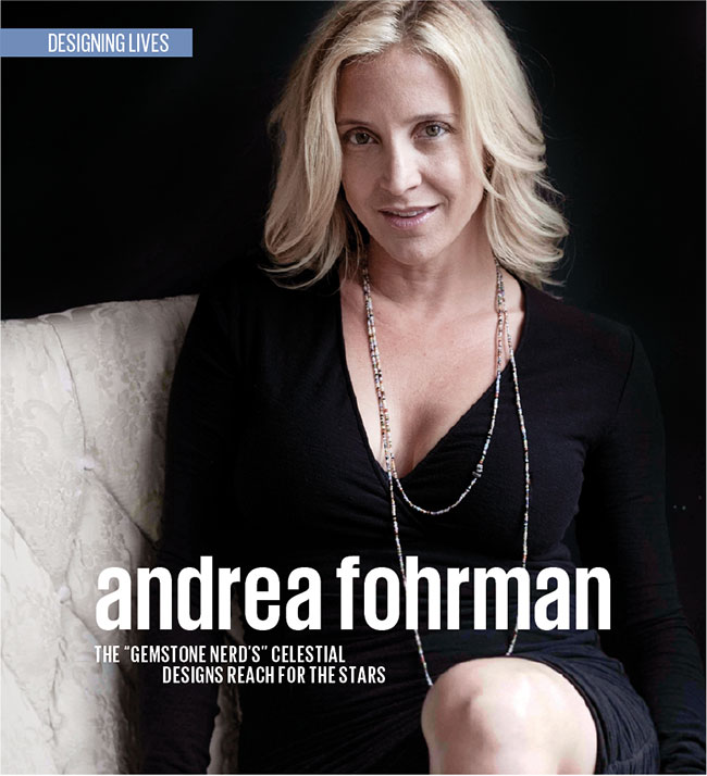 Andrea Fohrman biographical piece