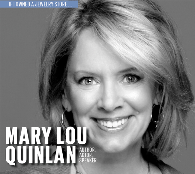 Tips and advice from author and consultant Mary Lou Quinlan