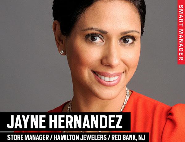 Smart Managers: Jayne Hernandez