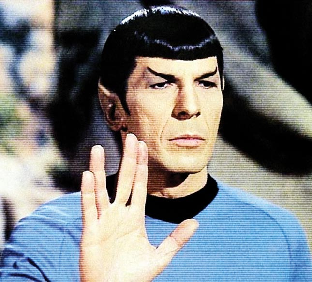 On Selling Diamonds: Wooing Mr. Spock