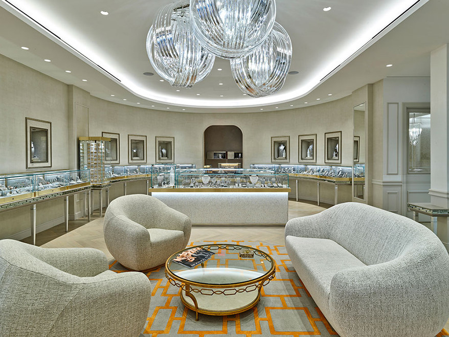 Design Is in the Details for London Jewelers' Manhasset Location
