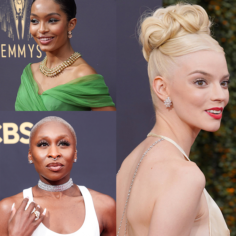 Best 2021 Emmys Jewelry: What the Stars Wore to the 73rd Primetime Emmy Awards