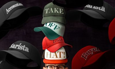 Take Off That Hat!
