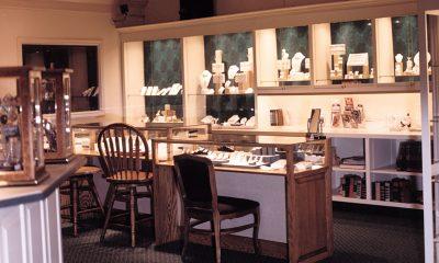 Legend Jewelers interior