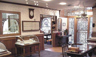 Galaxie Jewelers interior