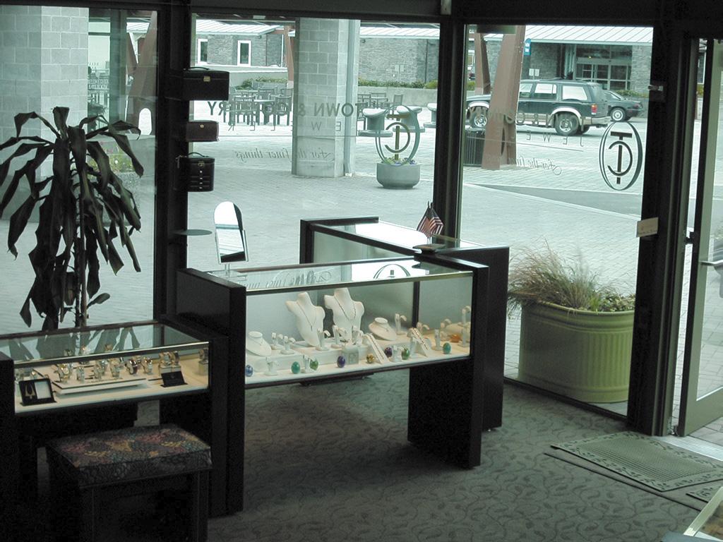 Continental Diamond interior