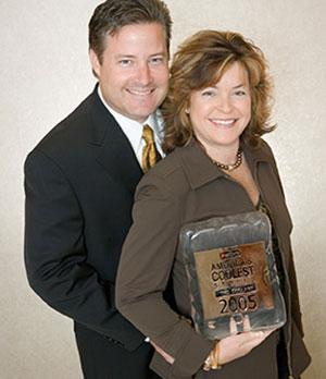 Kathy and Gary Bigham