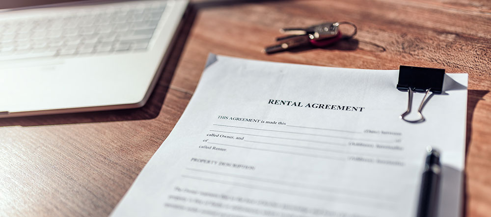 jewelry store rental agreement
