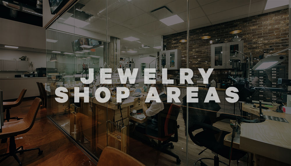 13 Jewelry Store Shop Areas That Put Bench Jewelers Center Stage