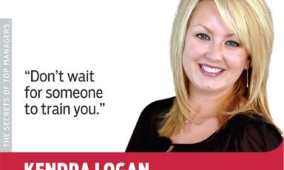 Smart Managers: Kendra Logan