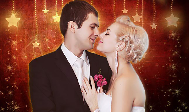 Hear Those Jingle Bells? They're Also Wedding Bells