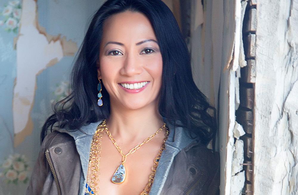 Jewelry designer Nina Nguyen