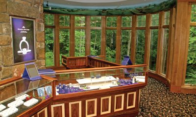Adjacent to a Waterfall, This Pennsylvania Store is One of a Kind