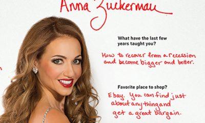 My Life: Anna Zuckerman