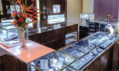 Florida Custom Jeweler Tries to Capture the Future in His Store Renovation