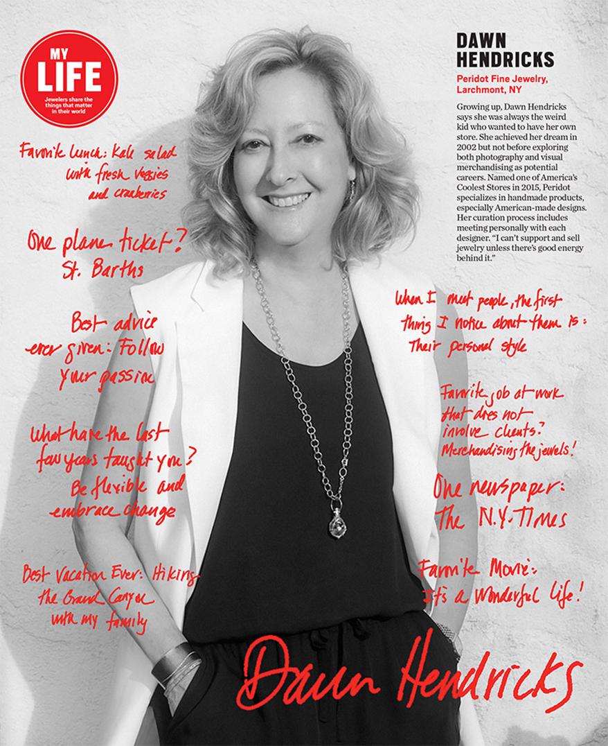 My Life: Dawn Hendricks