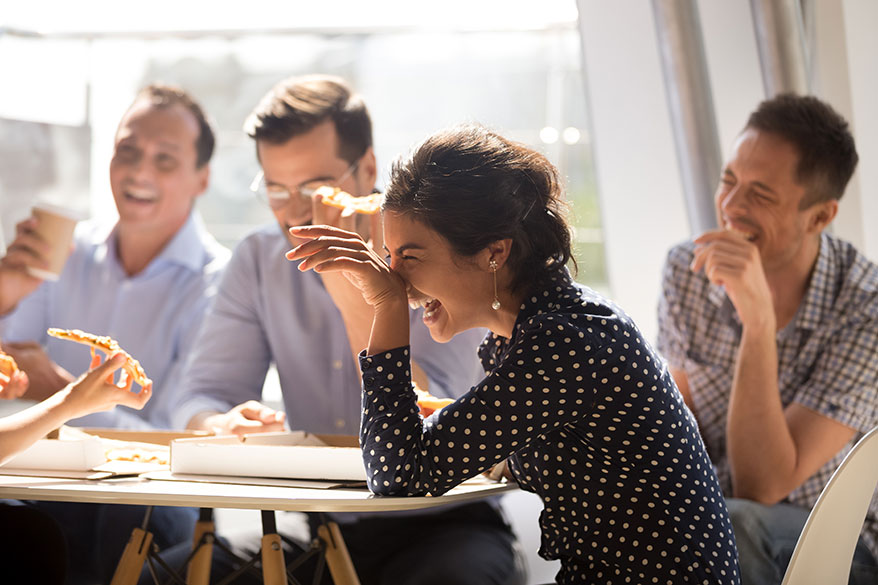 How Humor Makes Meetings More Productive and More Tips for April