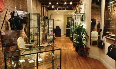Store Owners Bring Glitter and Goodwill to Manhattan's Lower East Side