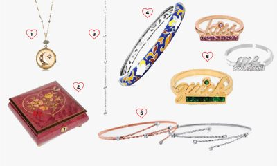 Six Shiny Symbols of Love for This Valentine's Day