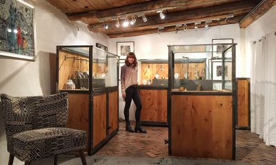 Jewelry Designer Belle Brooke Barer Found an Inspiring Space in Santa Fe – and She's There to Stay