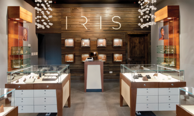 ACS 2017 Big Cool 3rd Place: IRIS Piercing Studio and Jewelry Gallery