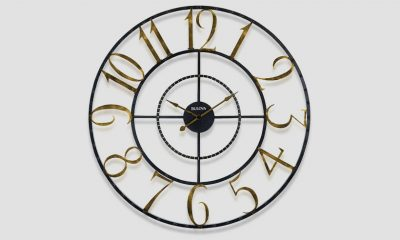 Bulova's Classic Wall Clocks … and More Jewelry Pro Gear for November
