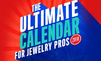 The Ultimate Calendar for Jewelry Pros 2018