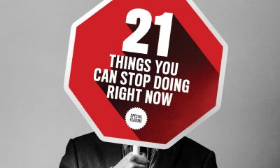 21 Things You Can Stop Doing Right Now