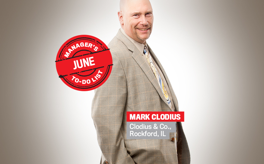Sales Incentives, Website Tips and More Manager's To-Do Items for June